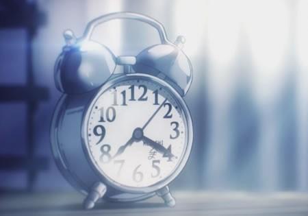 ワンパンマンの目覚まし時計