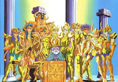 聖闘士星矢 黄金聖闘士