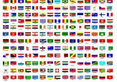 国旗の擬人化ワロタwwwwww